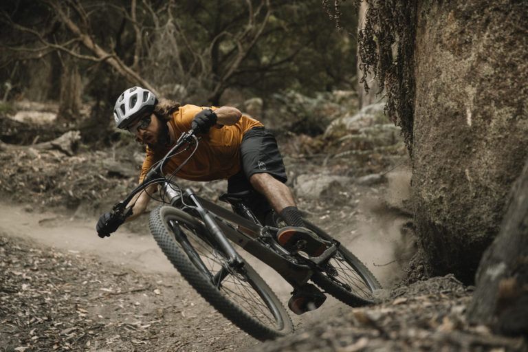 MTB cykler - full suspension og hardtail